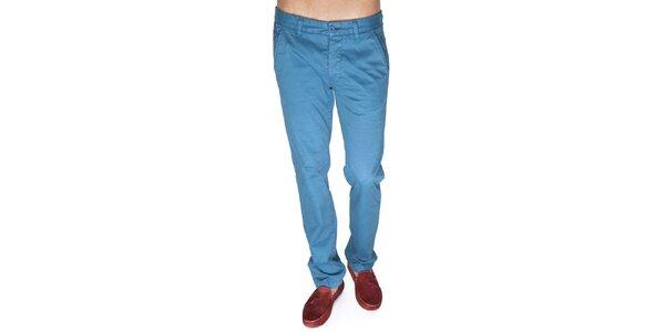 Pánské zelené kalhoty Giorgio di Mare