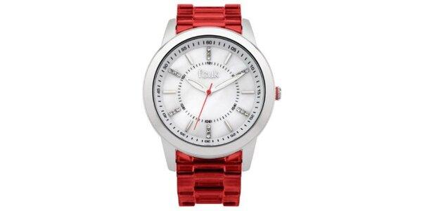 Dámské analogové hodinky French Connection 1134R