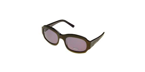 Dámské olivově zelené brýle Axcent