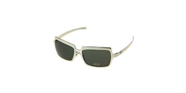 Dámské stříbrné sluneční brýle Axcent