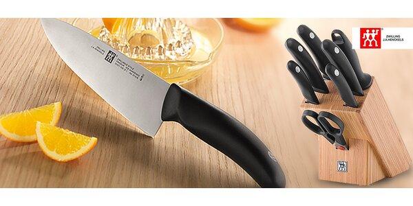 Sada kvalitních nožů v bloku od Zwilling J. A. Henckels