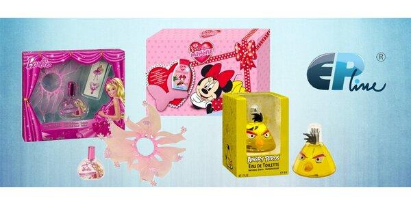 Dárkové balíčky dětské kosmetiky