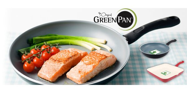 Oblíbené ekologické pánve GreenPan