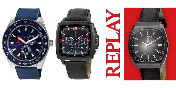 Designové hodinky Replay pro muže