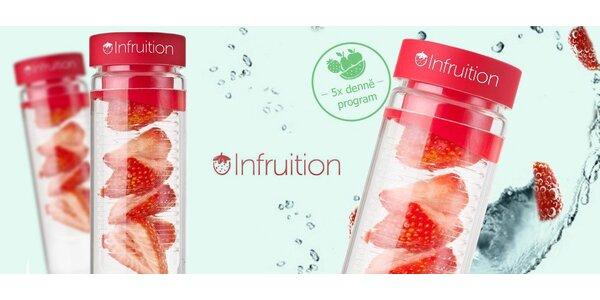 Unikátní lahev Infruition™ (600 ml) – pijte s chutí!