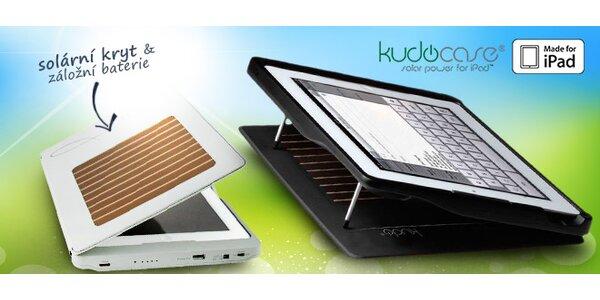 Multifunkční solární kryt Kudo Case pro iPad