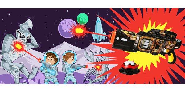Zbraň WowWee na dětskou laser game