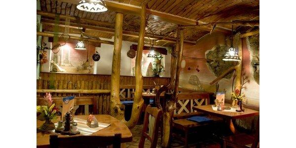 Jarní gurmánský zážitek pro 2 v Restauraci Beran