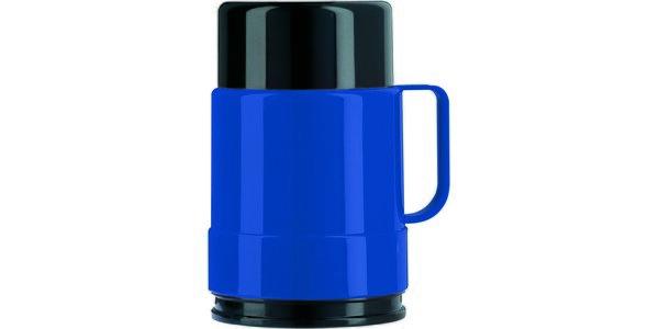 Termoska na jídlo EMSA - Thermo lunch - 0,5 L modrá/černá