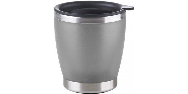 City cup EMSA - 0,2 L hrníček - stříbrný