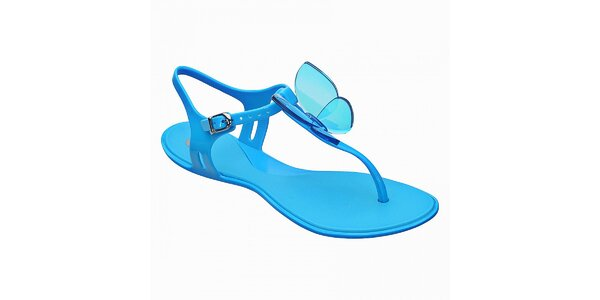 Modré sandály Mel