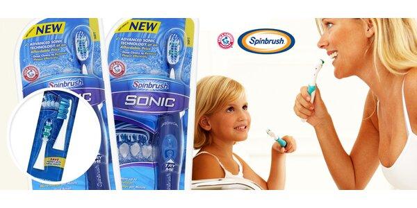 Elektrické zubní kartáčky Spinbrush