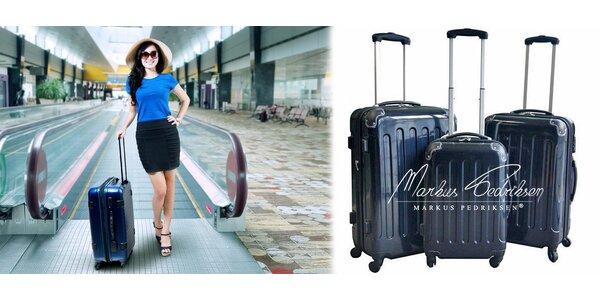 3 cestovní kufry Markus Pedriksen