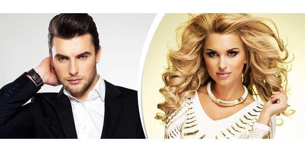 Profesionální střih vlasů pro dámy i pány