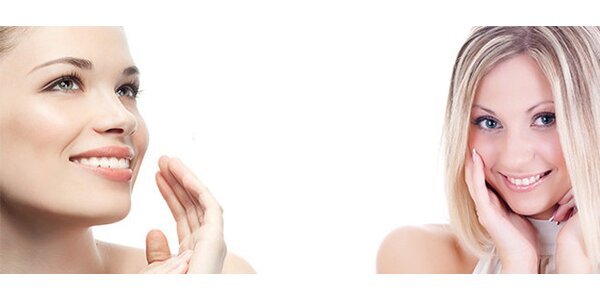 Kompletní kosmetické ošetření pleti s použitím ultrazvukové špachtle