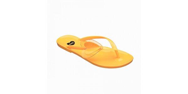 Žluté žabky Mel