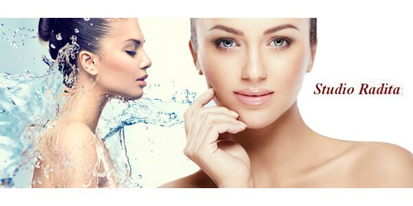 Kompletní kosmetické ošetření ve studiích RaDita