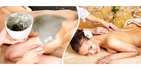 60minutová uvolňující masáž
