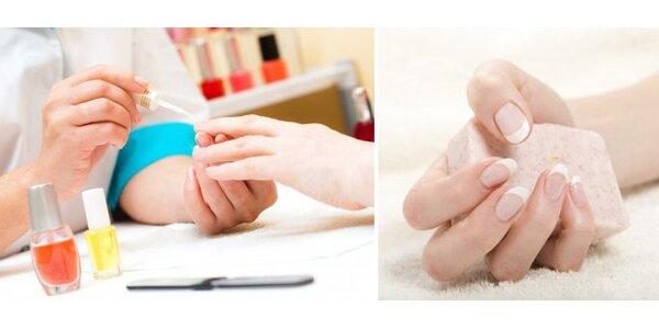 225 Kč za úpravu nehtů a přírodní japonskou manikúru P-Shine