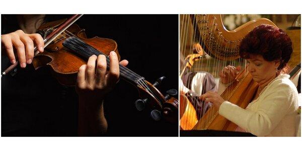 Komorní koncert v Jindřišské věži - doprodej