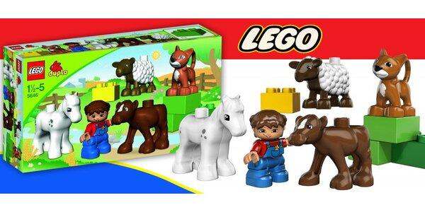 Sada Lego Duplo Mláďata na farmě