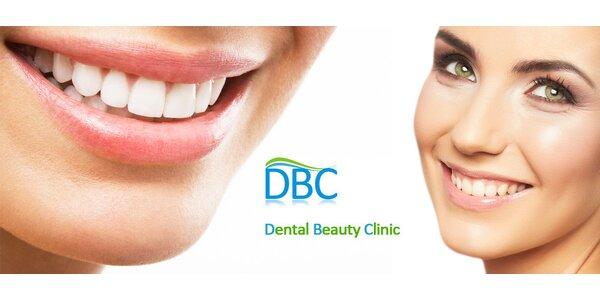 Dentální hygiena s fluoridací a Airflow (45-60 min)