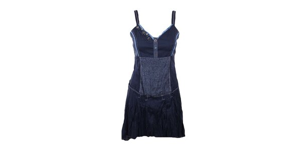 Dámské námořnicky modré šaty Dislay DY Design