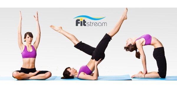 Permanentky na báječné cvičení Pilates