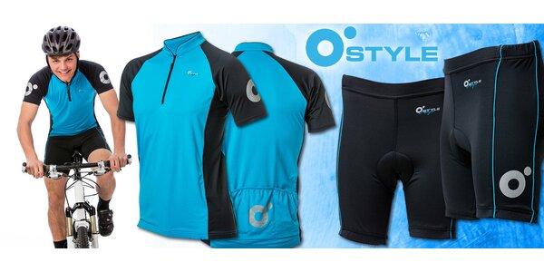 Cyklistická trička a šortky O'Style pro kluky