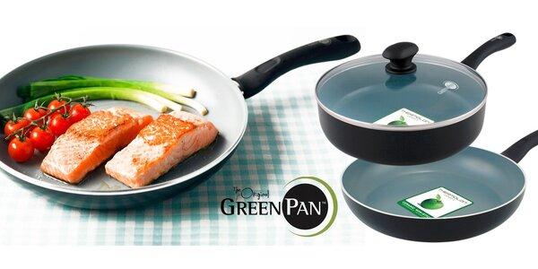 Pánev GreenPan Velvet s keramickým povrchem