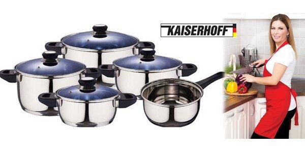 5dílná sada nerezového nádobí Kaiserhoff