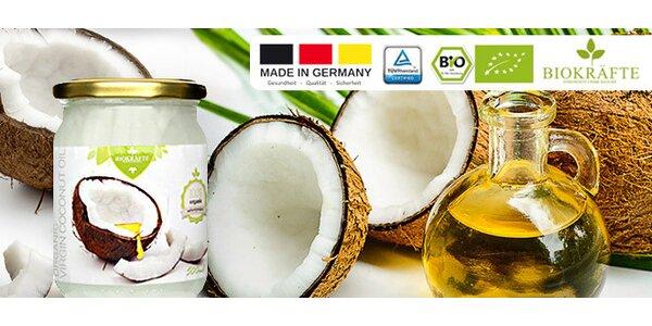 Bio panenský kokosový olej (900 ml)