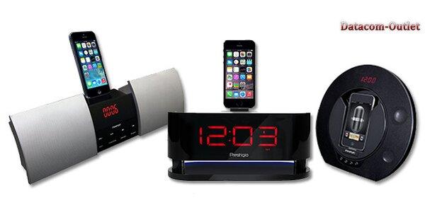 Prestigio Stereo Audio dokovací stanice pro iPhone a iPod