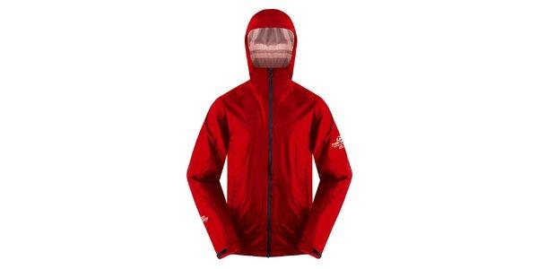 Pánská červená lehká bunda Hannah
