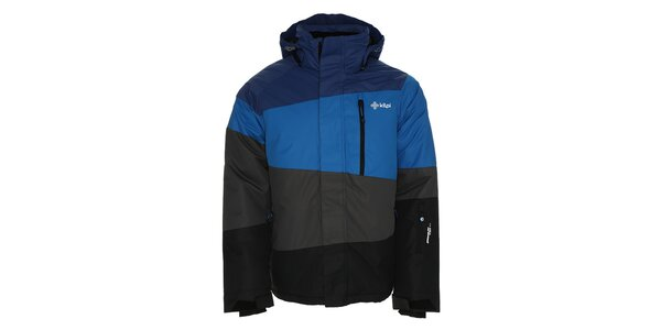 Pánská vícebarevná lyžařská bunda Kilpi