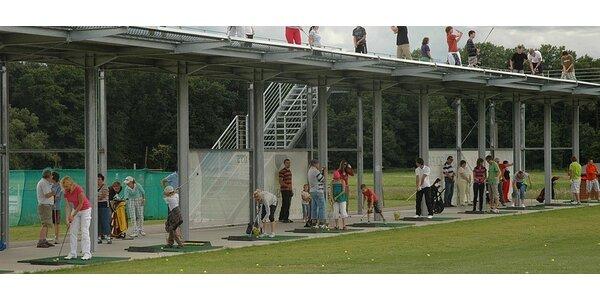 5 x úžasná zábava na golfu - Park Golf Hradec Králové