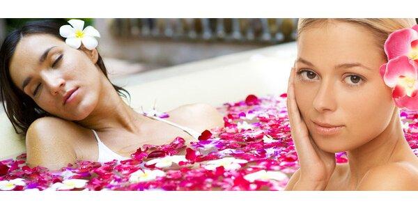 90 minut péče o pleť nebo aroma masáž, zábal i peeling