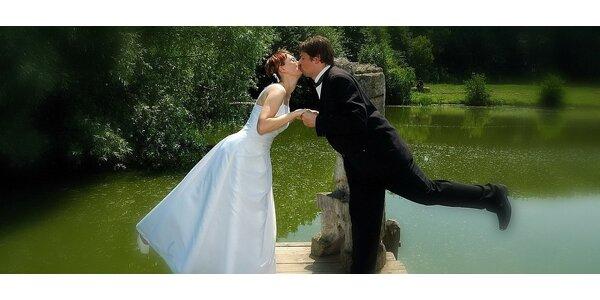 Svatební foto - celodenní focení svatebního dne