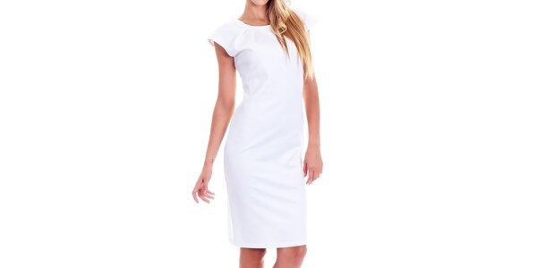 Dámské bílé šaty Berry Couture