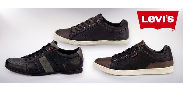 Pánské kožené boty Levi's