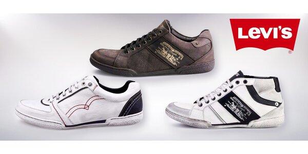 Pánská módní obuv Levi's