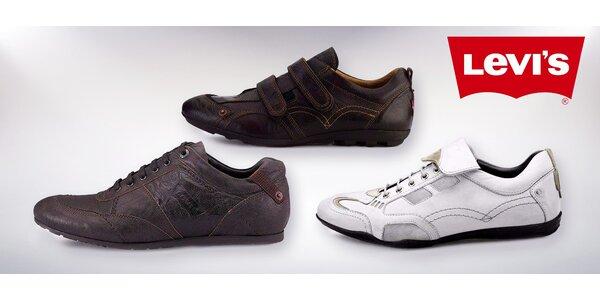 Moderní pánské boty Levi's