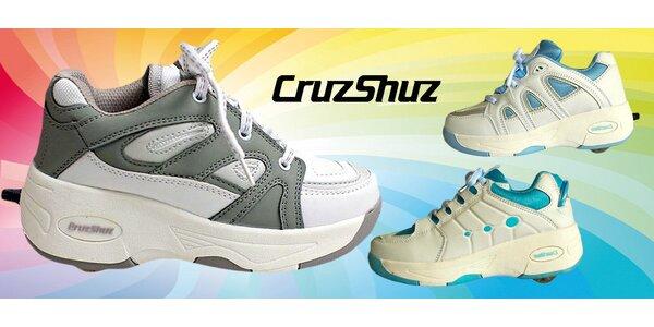 Dětské kolečkové boty pro malé závodníky