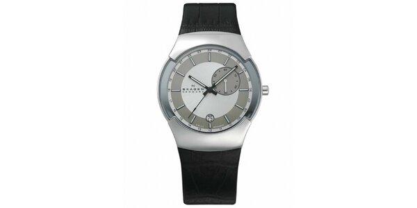 Pánské analogové designové hodinky Skagen 0f02ce9b5b6
