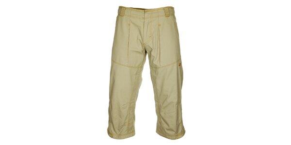 Pánské slonovinové 3/4 kalhoty Hannah