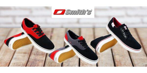 Pánské textilní boty Smith's