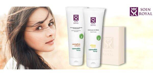Balíček luxusní přírodní kosmetiky Soin Royal