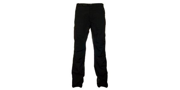 Pánské černé kalhoty Hannah