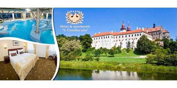 Do Třebíče za památkami UNESCO i aquaparkem