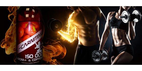 1 litr spalovače L-Carnitine 150 000 chrom+ & coffeine
